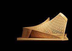 Patkau Architects  gosan public library . daegu