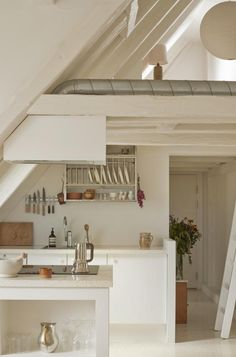 Brand director Caroline Feiffer's Copenhagen kitchen.