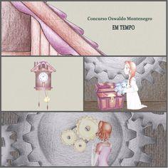 Cenas do curta em animação produzido para o concurso de videoclipes do cantor Oswald Montenegro.