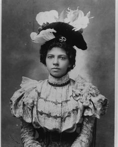 african americans in 1800's | Sarara Vintage: African American Women, Fashion, and Photographs