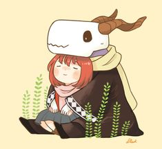 the ancient magus bride | Tumblr