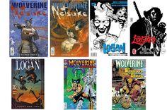 Verita's Sound And Vision: Coleção Quadrinhos Wolverine 7 Edições Especiais
