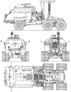What Is An Orthographic Drawing (With Examples) - Don Corgi Crusader Tank, Orthographic Drawing, Dragon Wagon, Airplane Art, Transporter, Military Equipment, Armored Vehicles, Military Art, Skin So Soft