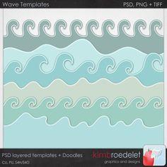 wave templates