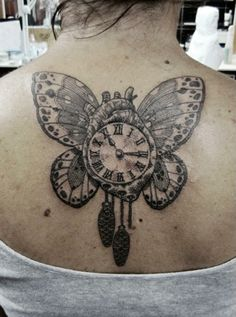 Beautiful tattoos by Otto