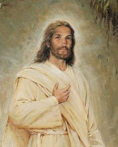 Jesus Christ the Savior Paintings Of Christ, Jesus Christ Painting, Jesus Art, Pictures Of Jesus Christ, Jesus Christ Images, Our Father In Heaven, Heavenly Father, Image Jesus, Biblia Online