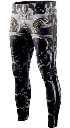 ba678feacd Sports leggings Compression Pants Men Running Leggings, Sports Leggings,  Workout Leggings, Gym Leggings