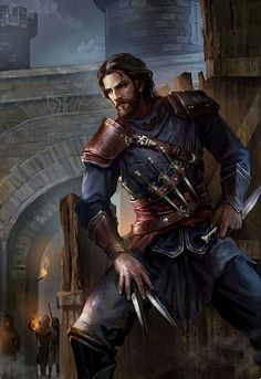 Fantasy art male character inspiration swords Ideas for 2019 Fantasy Art Men, High Fantasy, Fantasy Warrior, Fantasy Rpg, Medieval Fantasy, Fantasy Artwork, Fantasy Adventurer, Warrior King, Fantasy Romance