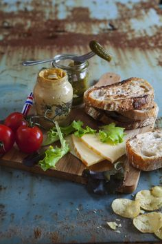 Sandwich Photo Ulrika Ekblom Styling Liselotte Forslin leparfait.se