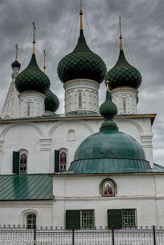 https://flic.kr/p/xzmV1s | Eglise a Yaroslavl