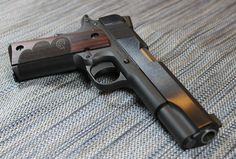 Colt Wiley Clapp .45 Government