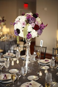 Nicole Beehner and Thomas Combs - Mocha Rose Floral Design - Pittsburgh Magazine Real Weddings 2013