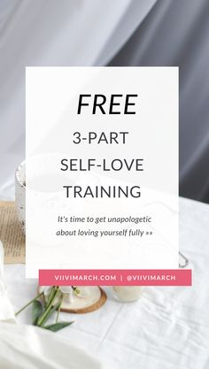 Join the FREE training! How to get unapologetic about self-love: a free training series for women who are ready to take back their power. Anxiety Relief, Stress And Anxiety, Self Development, Personal Development, Stress Relief Tips, Self Care Activities, Self Acceptance, Love Tips, Care Quotes