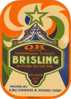 OK Brand Brisling