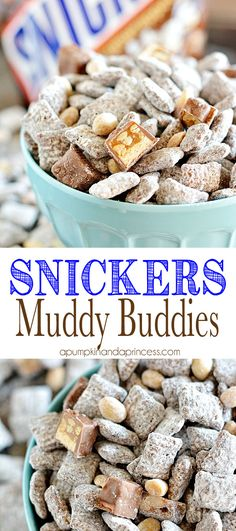 Snickers Muddy Buddi