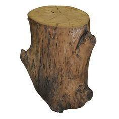 Reclaimed Solid Wood Basswood Log Round Table or Stool by URBAN TREE SALVAGE.   One of a kind Tables created from salvaged felled Toronto trees.  Available in a variety of sizes and shapes, please visit our website for more information on our pieces at http://www.urbantreesalvage.com/shop/log-rounds