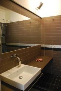 Apartments in Rome - Bathroom, Vicolo del Bologna - Trastevere