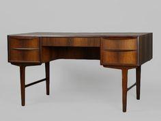 Danish Vintage 1960s Desk
