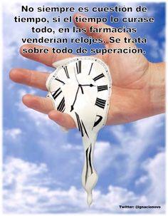 〽️El tiempo...