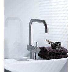 Jack London Kitchen and Bath - Vola - KV1-40 - KV1  One-Handle Deck-Mounted…
