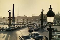 Life In Paris In The 1950's (26 photos)