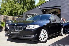OCCASION BMW SERIE 5 (F11) TOURING 530DA XDRIVE 258 LUXE