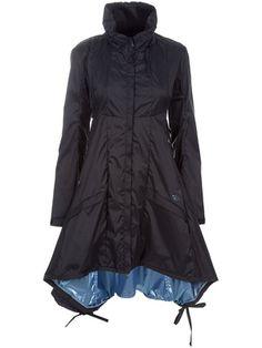 cool raincoat...