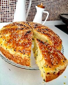 Turkish Breakfast, What's For Breakfast, Tea Time Snacks, Bread Recipes, Cooking Recipes, Salty Cake, Turkish Recipes, Brunch, Food And Drink