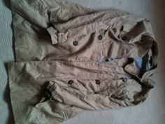 Coat Beginning