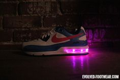 Pink Air Max Wright in Youth/Womens size! Nike Air Max Wright, Cheap Air Max 90, Nike Motivation, Max Trainer, Nike Wedges, Nike Quotes, Air Max Day, Nike Workout, Nike Air Max For Women