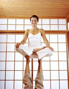 #yoga poses for two