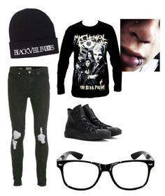 Minus the black veil brides bullshit<< wtf is wrong with you Cute Emo Outfits, Scene Outfits, Punk Outfits, Grunge Outfits, Fashion Outfits, Teen Boy Fashion, Punk Fashion, Black Veil Brides, Alternative Outfits