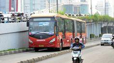 BARDAN SYAHPUTRA: Jalur TransJ di Depan Kementan Kembali DibukaMLH- ...