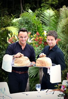 ant and dec | Ant and Dec promote Im A Celebrity