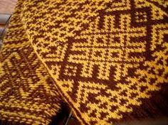 fair isle blanket