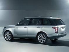 Новые изображения 2013 Range Rover [updated]