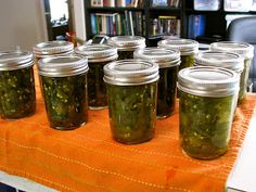 Canning Confessions: Peppers