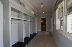 "Clayton Douglas Homearama 2014 home ""Bella Noelle"" Mudroom"