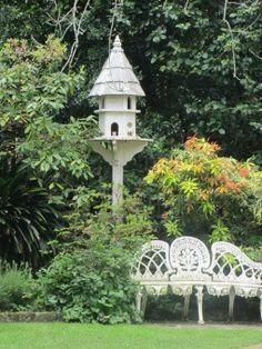 Love!!!! Dunrath house and garden via Ourhomeschool