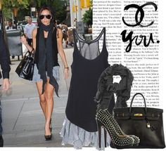"""""""Victoria Beckham 9"""" by malaura on Polyvore"""