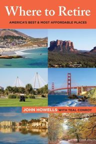 Where to Retire: America's Best & Most Affordable Places.  Click on the book cover to request this title at the Bill or Gales Ferry Libraries. 8/15
