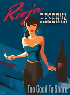 great... if only I liked Rioja enough to agree.... by Bob Scott