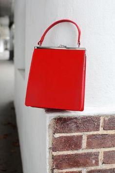 Christy Bag (red)