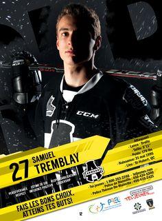 Samuel Tremblay #27