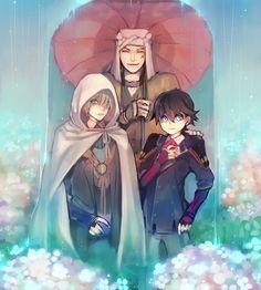 Touken Ranbu, Katana, Manga, Character Design, Fictional Characters, Anime Boys, Pixiv, Enchanted, Toddler Girls