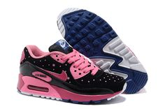 san francisco 54833 18aed 2015 Sale Shoes Halfoff Nike Air Max 90 LE DB Doernbecher Black Fireberry  Digital Pink Womens Shoes - Click Image to Close