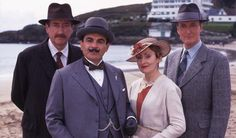Investigating Agatha Christie's Poirot: Episode-by-episode: Evil Under ...