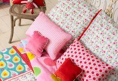 Youthful & sweet fabrics. -Beautiful collection by #Rioma-