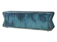 Deneuve Cabinet  Art Deco, Contemporary, MidCentury  Modern, Transitional, Lacquer, Metal, Parchment, Cabinet by Julian Chichester