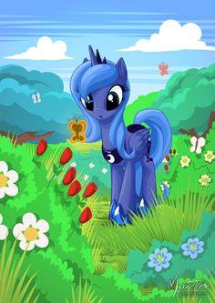 Luna Spring by mysticalpha.deviantart.com on @DeviantArt